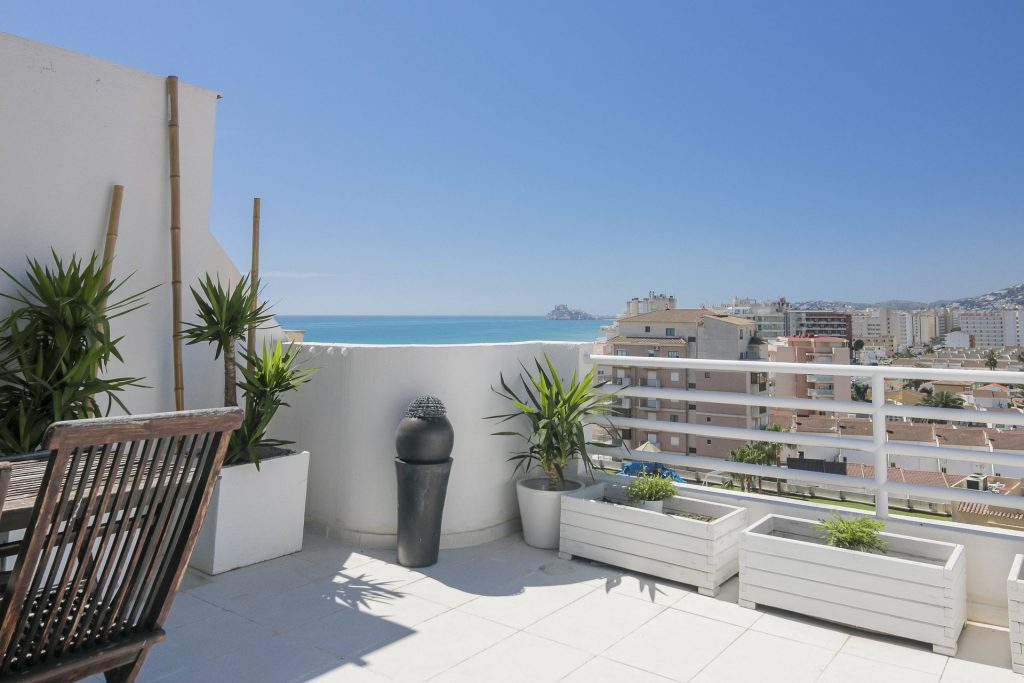 zen-apartments rent peñiscola sea coast sun summer spain verano apartamento costa sol playa beach